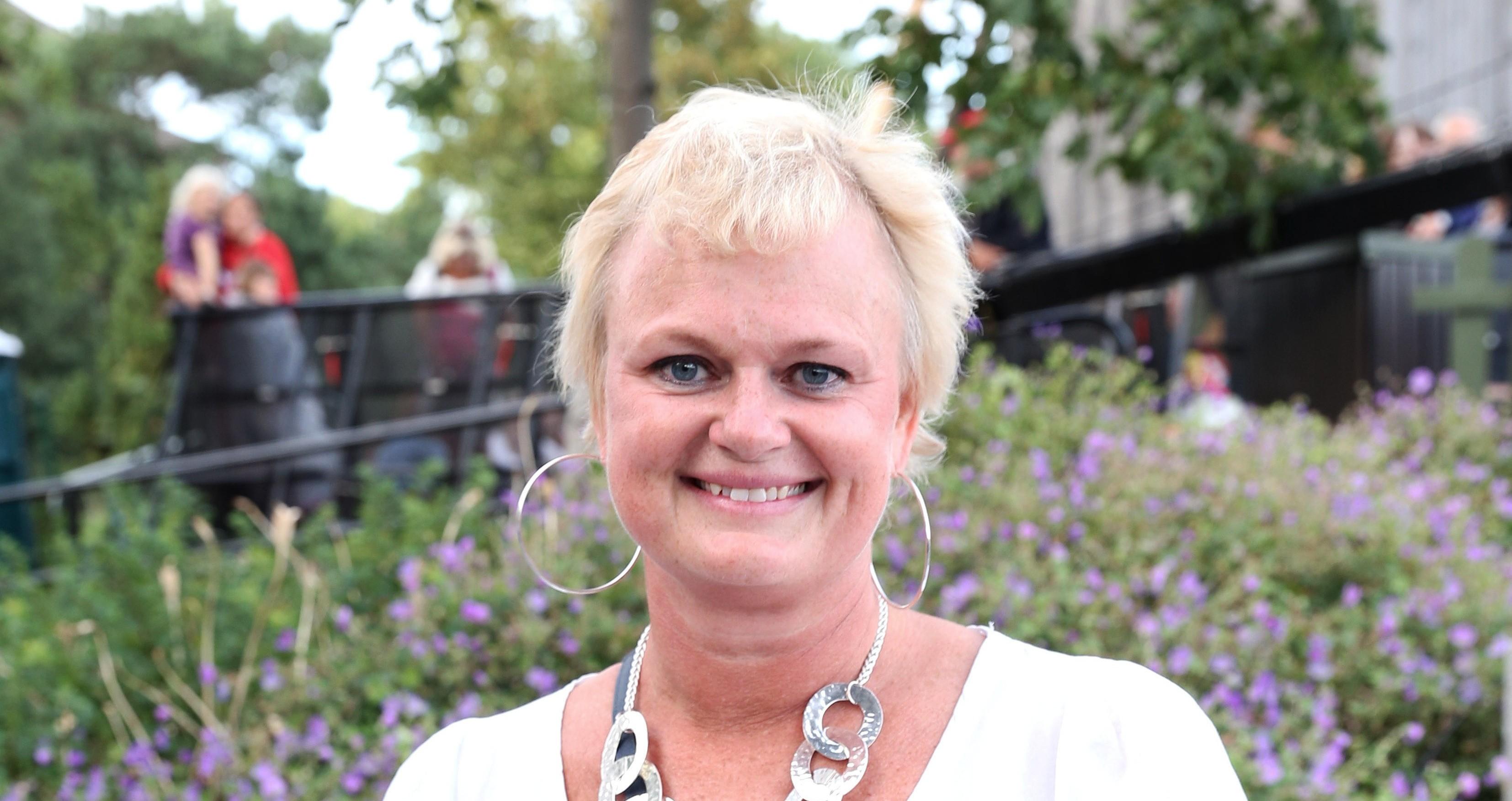 "Anette Norberg anette norberg om sin tuffa kamp mot cancern: ""jag fick"