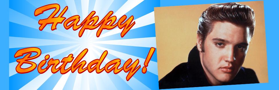 elvis presley födelsedag 13 fantastiska sätt att fira Elvis 80 årsdag! | Hänt.se elvis presley födelsedag
