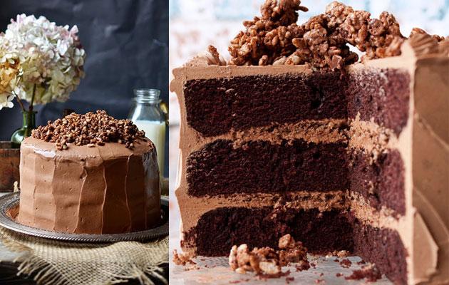 chokladtårta leila nutella