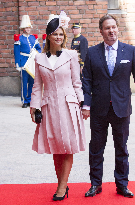 2db5756e180 Prinsessan Madeleine och Chris O'Neill har det gott ställt.