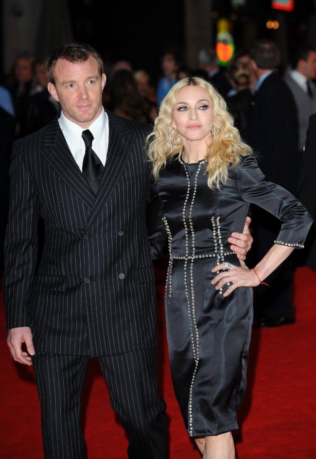 'RocknRolla' World film premiere, Odeon West End, Leicester Square, London, Britain - 01 Sep 2008