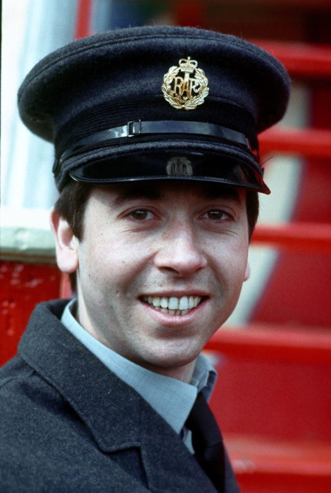'Get Some In' - David Janson as Ken Richardson.