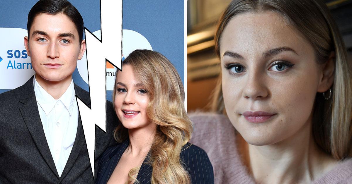 Molly Nutleys uppbrott från SVT-profilen – 5 månader efter förlovningen