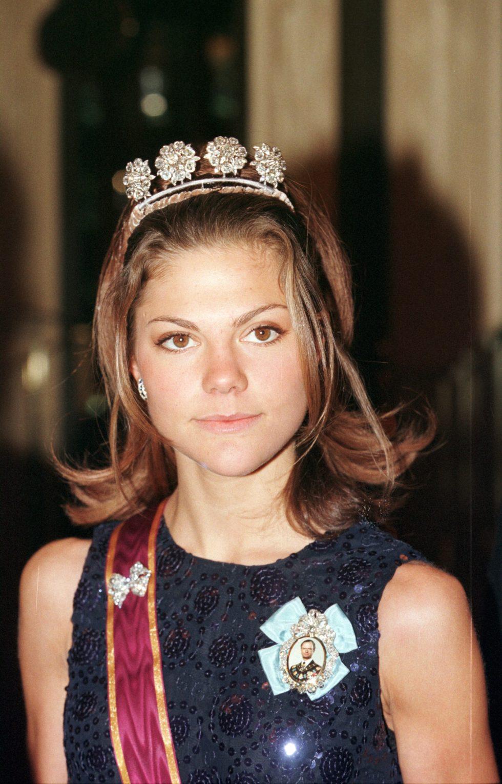 Det Var Under Hosten  Som Hovet Berattade Att Kronprinsessan Victoria Drabbats Av Anorexia