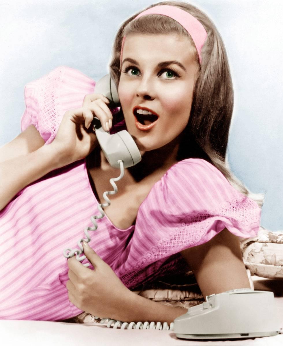 "Ann-Margret i ""Bye Bye Birdie"" från 1963."