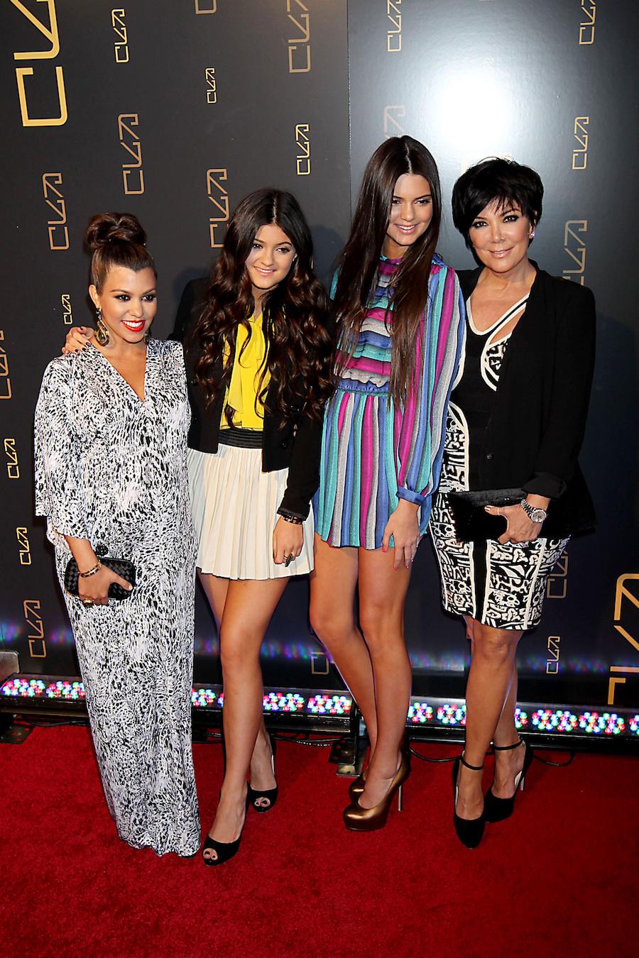 Forsta kommentaren fran familjen kardashian