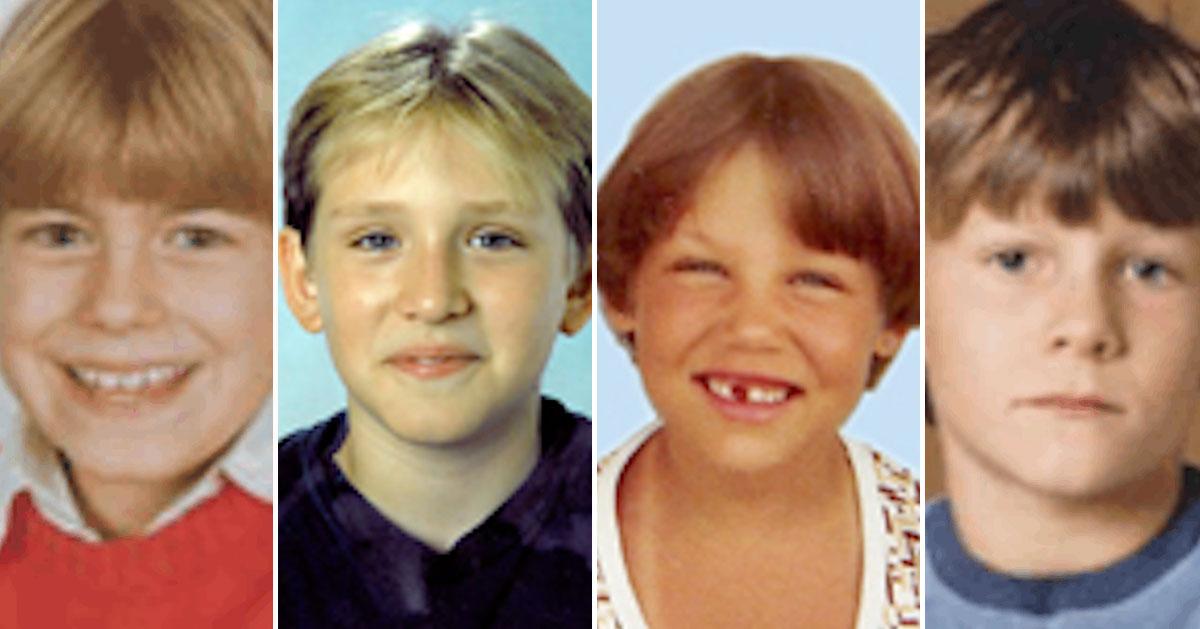 Känner du igen de svenska kändisarna som barn?
