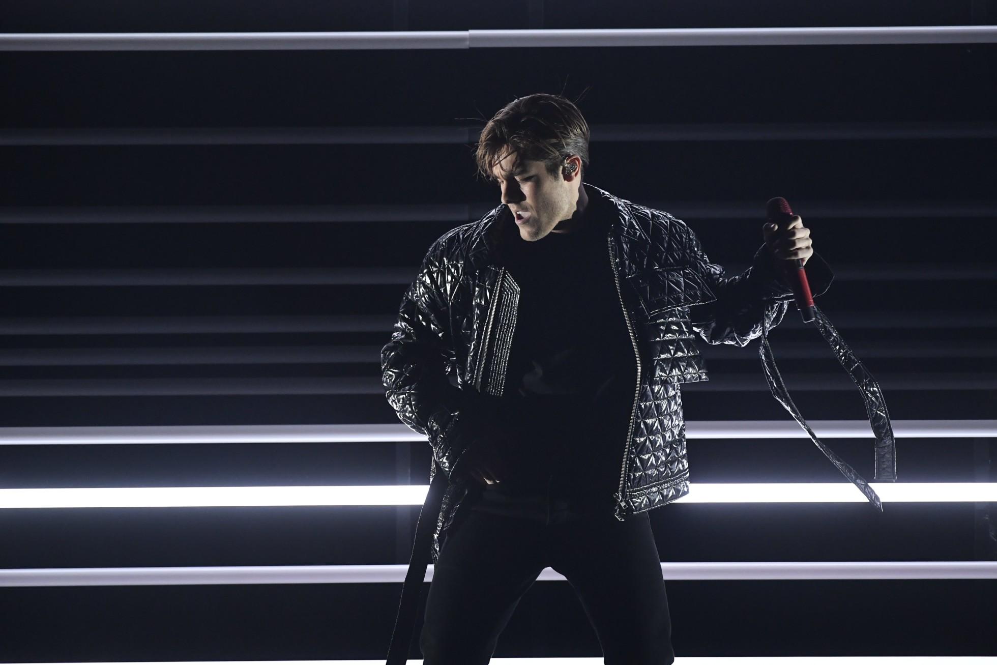 Eurovision ilskan mot benjamin ingrosso