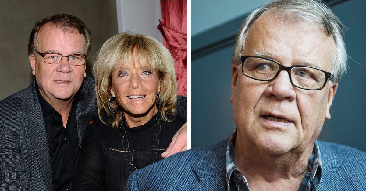 Lasse Berghagen om sorgen efter Lill-Babs – så minns kändisarna sin vän