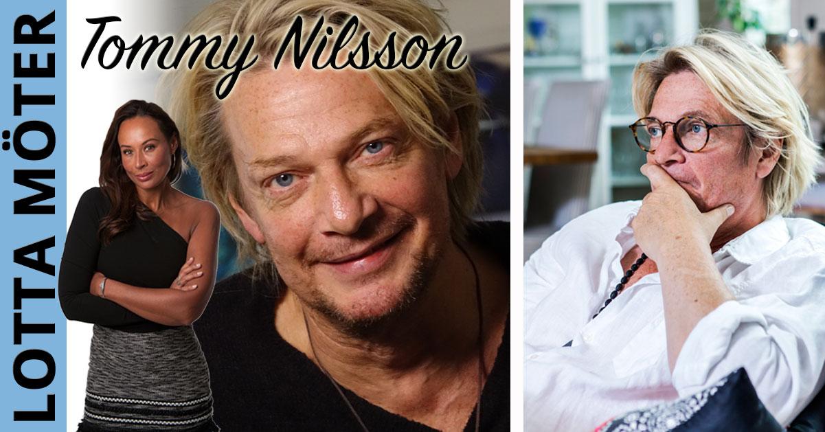 Tommy Nilsson om 20 år yngre kärlekens barnkrav: