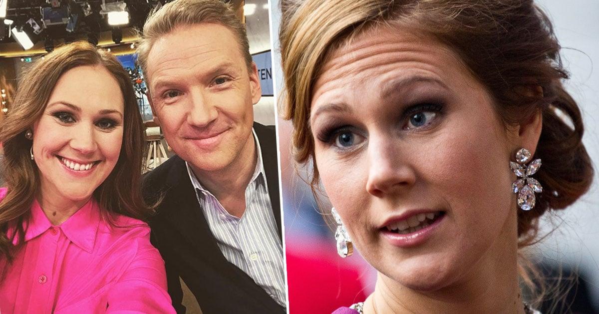 Därför lämnar populära profilen Maria Forsblom TV4 Nyhetsmorgon