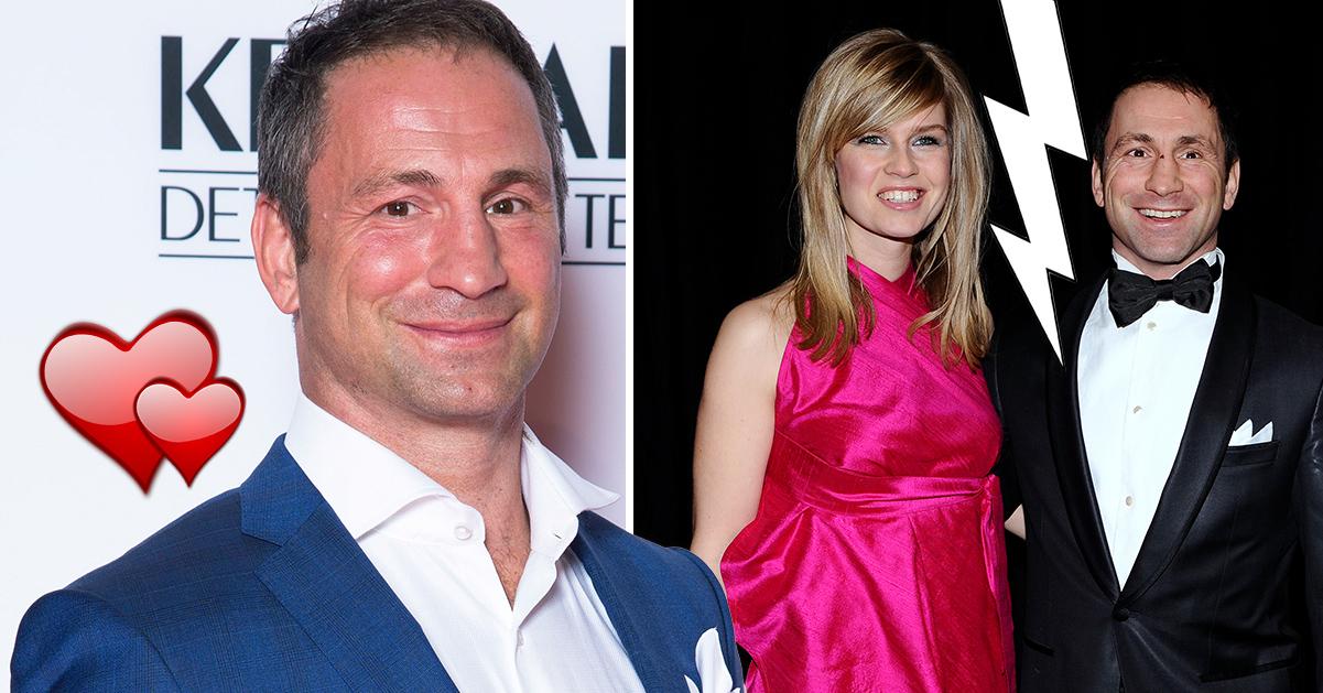 Paolo Roberto har träffat en ny kärlek efter skilsmässan med Karin Arrelöv