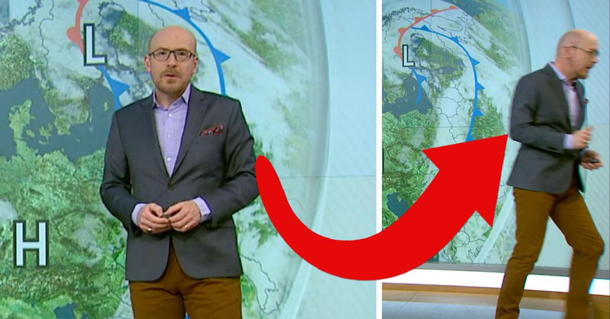 TV4-profilen lämnade studion – efter stora missen i direktsändning: