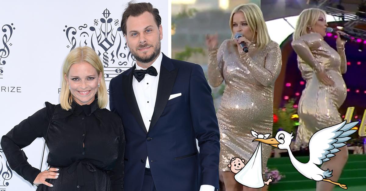 petra marklund gravid 2018