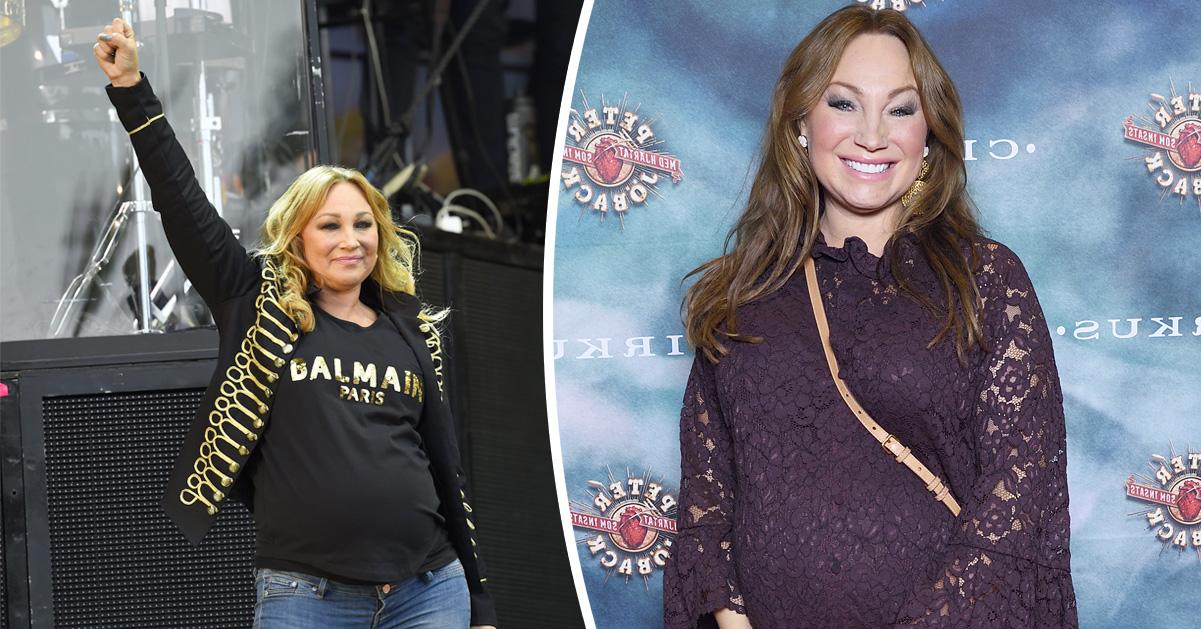 charlotte perrelli gravid