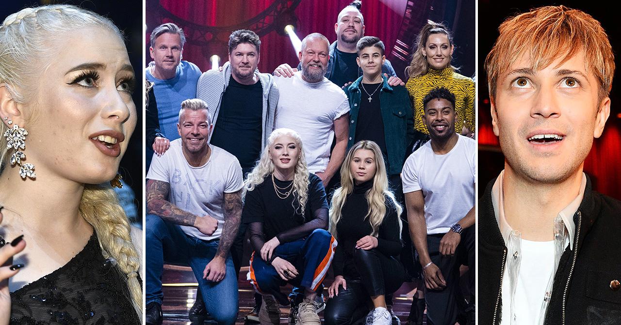 Bråk, fusk och förbjuden kärlek – årets skandaler i Melodifestivalen