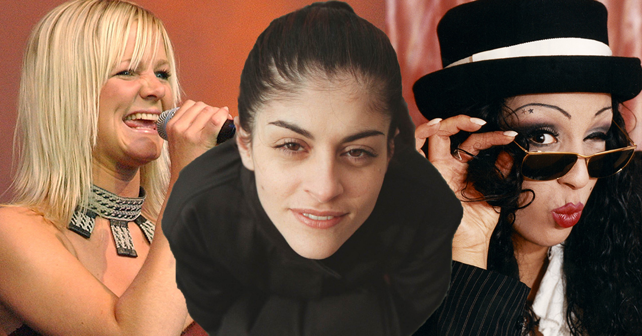 "Zara Kronvall Sigfridsson, Dilbahar ""Dilba"" Demirbag, Laila ""Leila K"" El Khalifi"