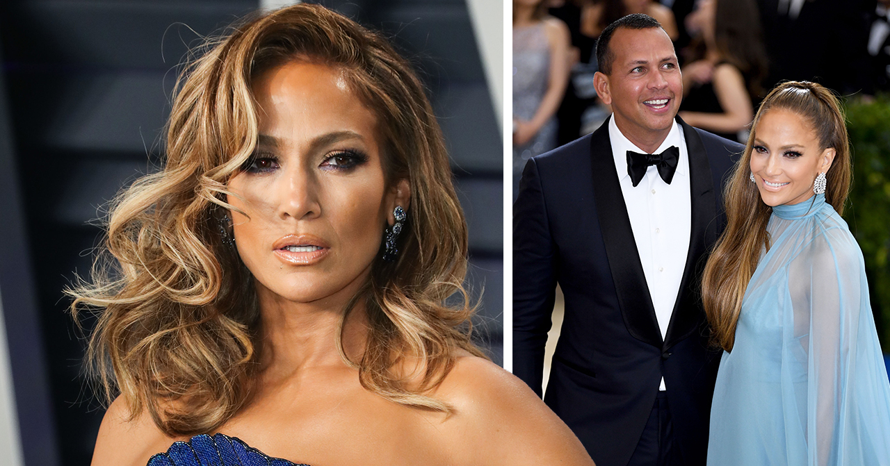 Jennifer Lopez förlovad med A-rod