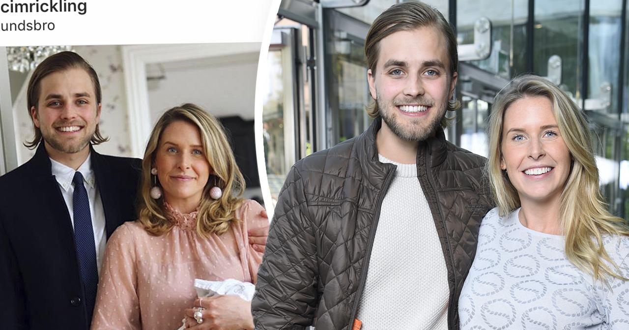 TV4-paret och Bondeparet Joacim Rickling och Caroline Kejbert beslut om förlovning.