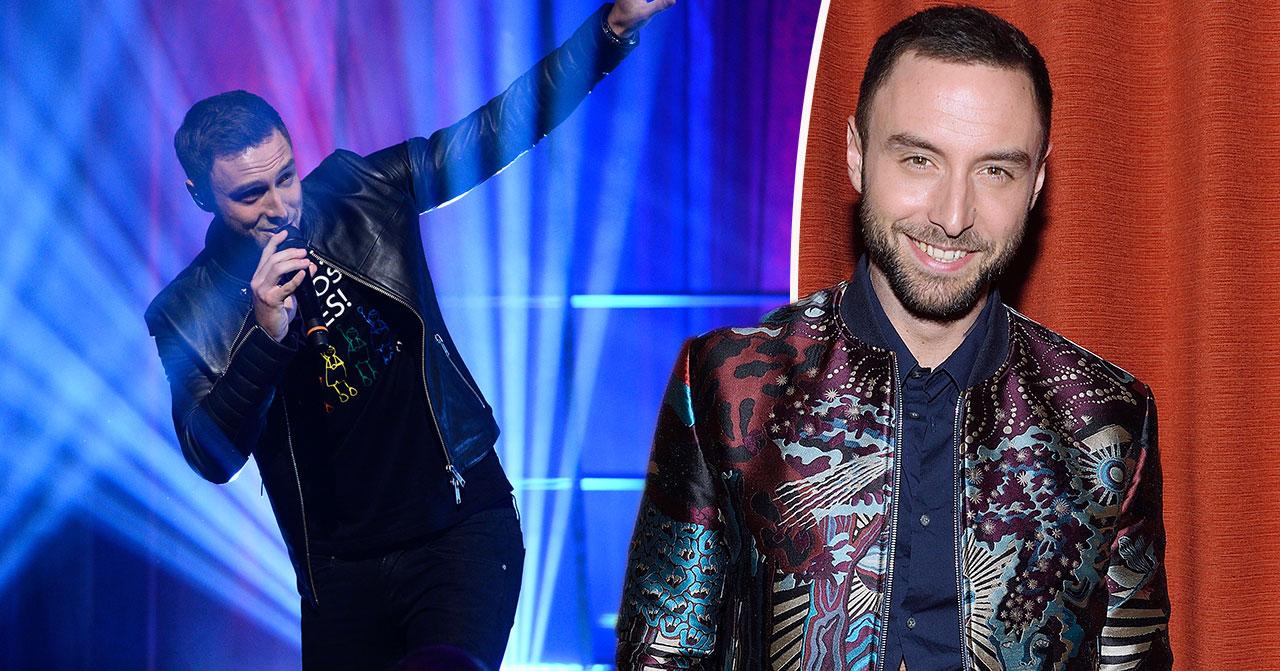 Måns Zelmerlöw om medverkan i årets Eurovision song contest.