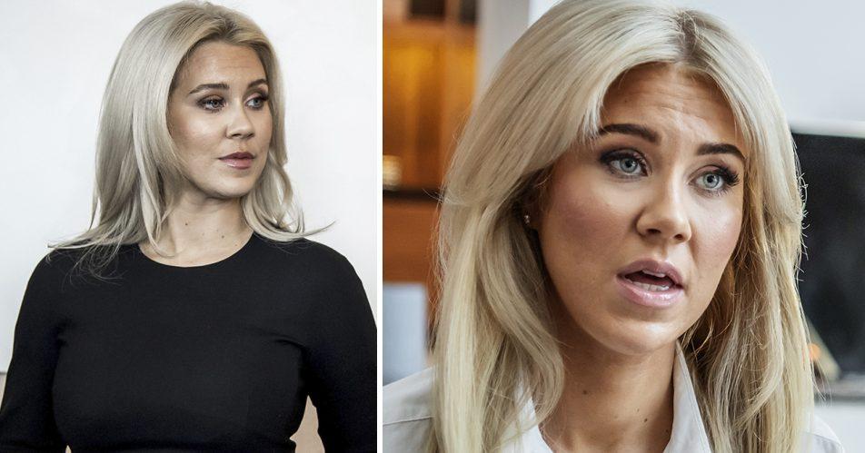 Isabella Löwengrips besked om Sverige förbryllar följarna.