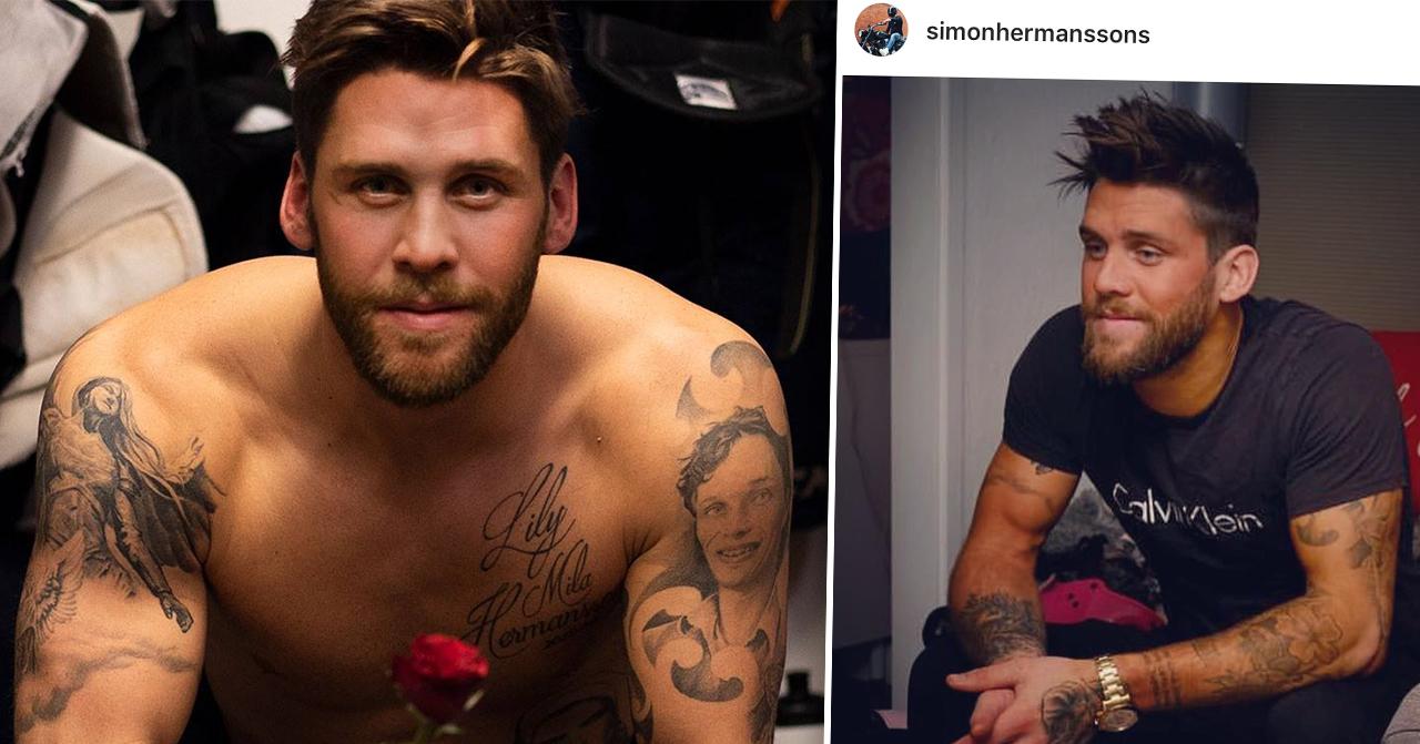 Simon Hermansson Bachelor 2019 diabetes