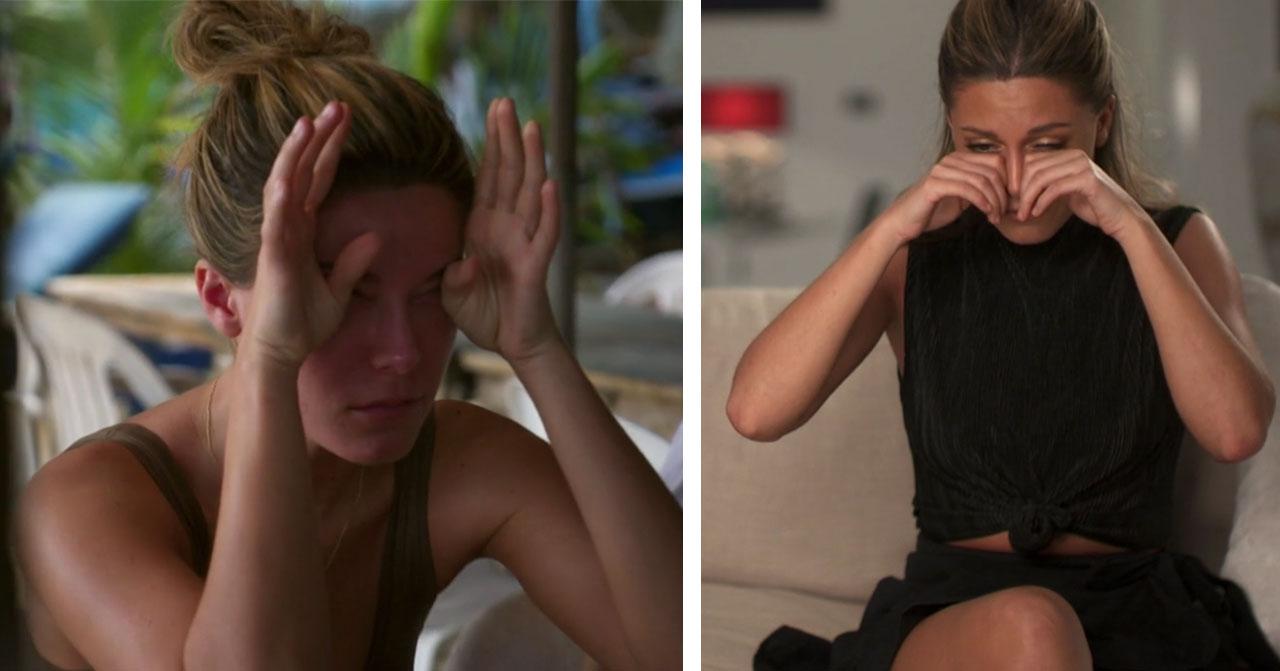 Bianca Wahlgrens tårar över Philippe.