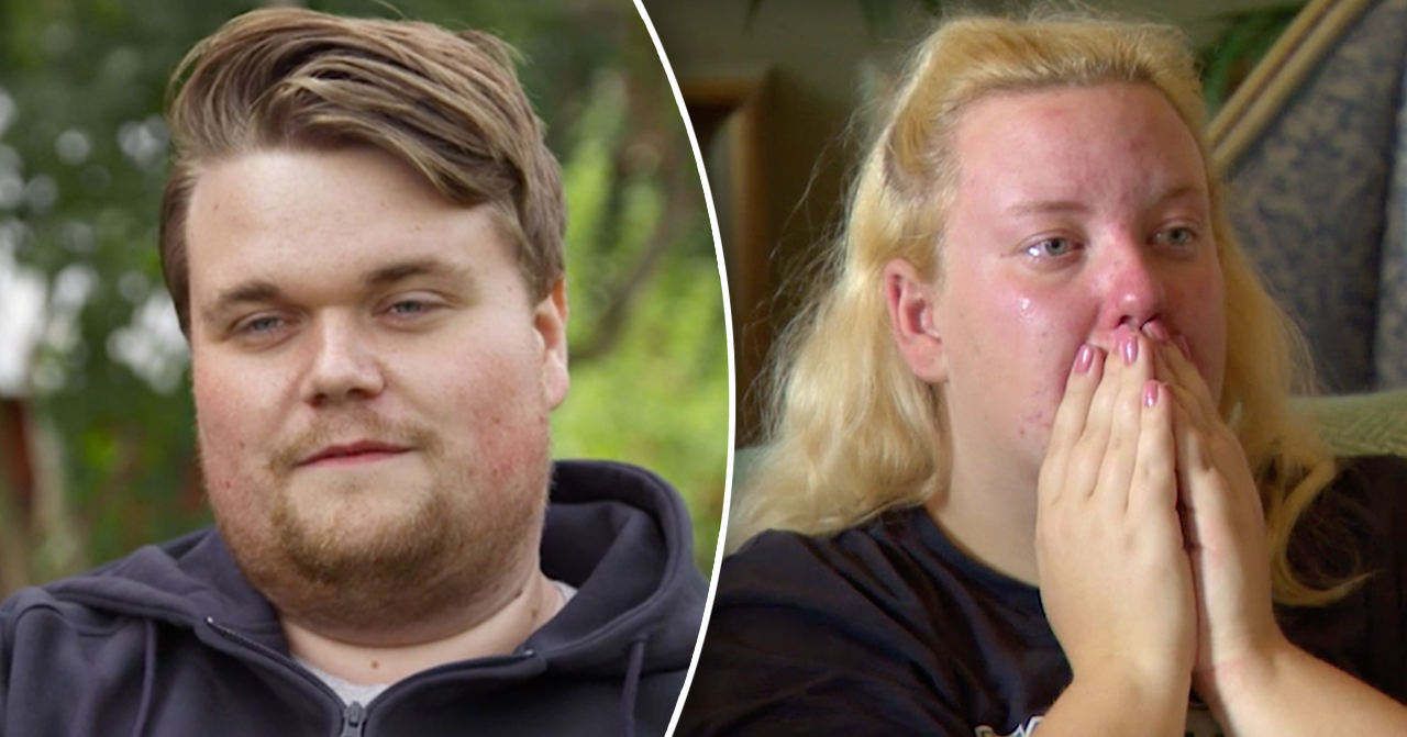 Klara Asp i tårar i Biggest loser 2019