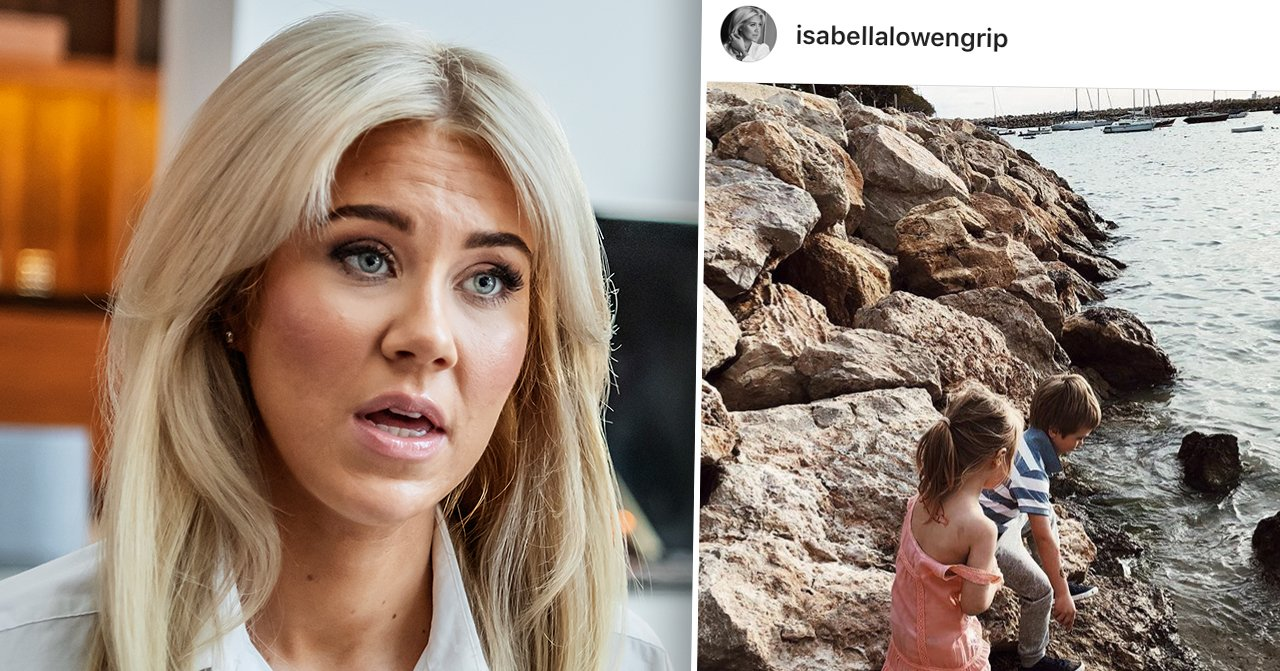 Isabella Löwengrips nya barnbeslut