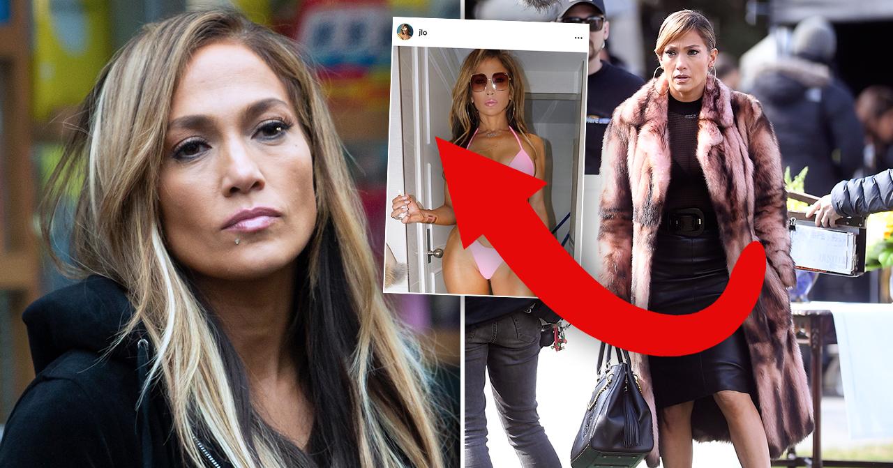 Jennifer Lopez superkropp