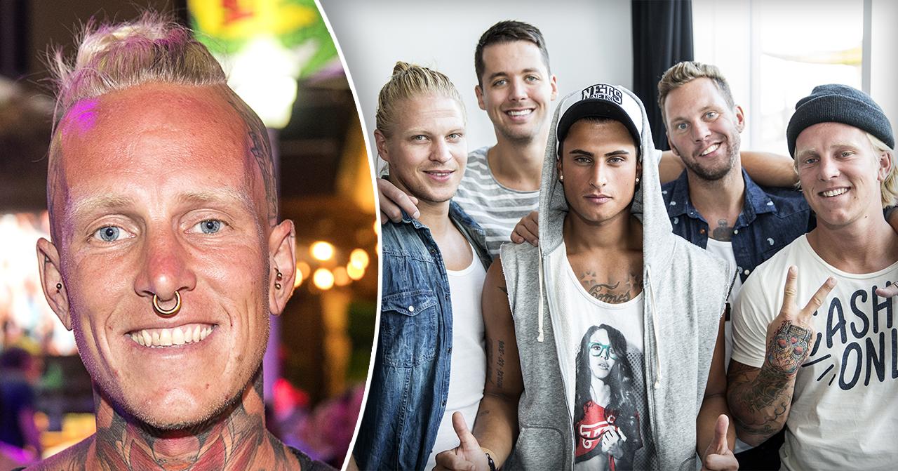 Jesper Jeppe Johansson om lönen för Paradise hotel