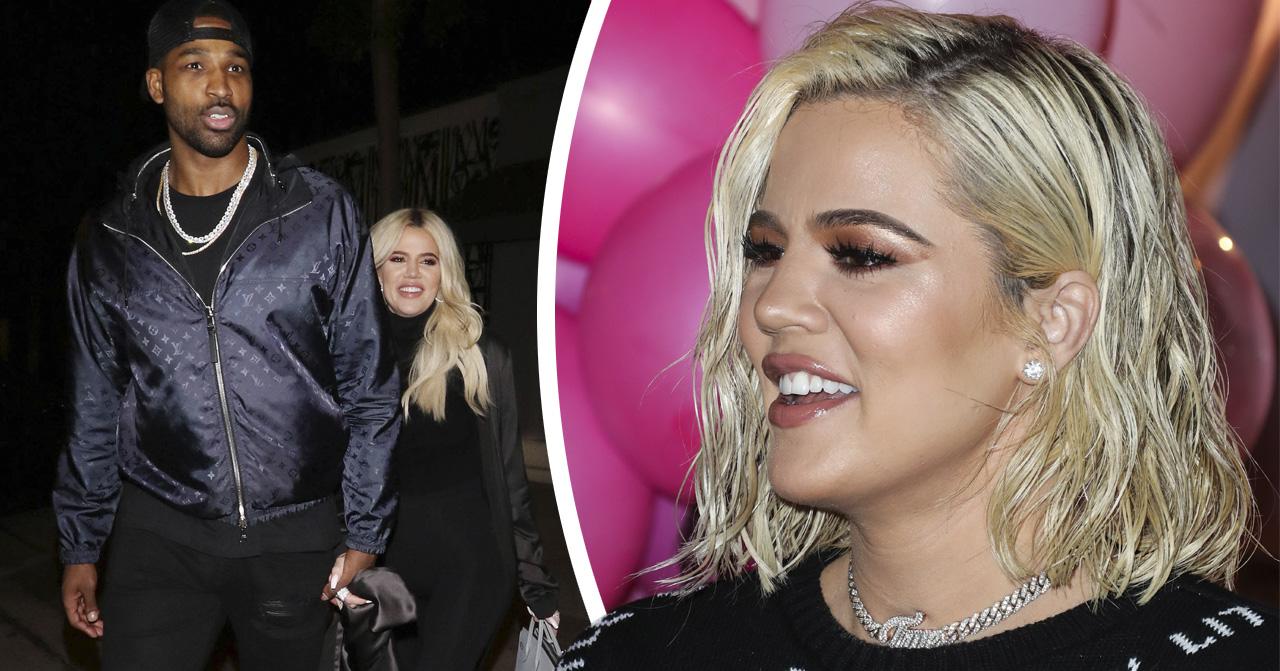Khloé Kardashian återförenad med Tristan Thompson två månader efter otrohetsskandalen.
