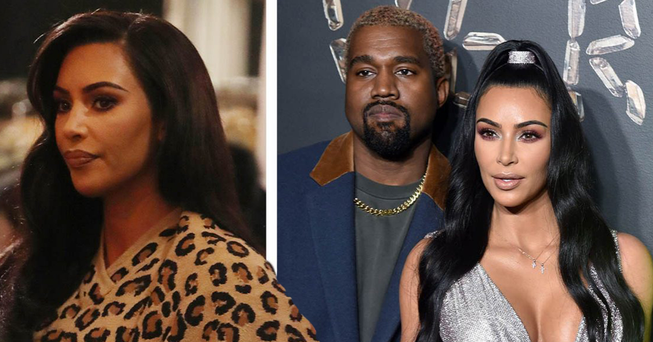 im Kardashian och Kanye West nära ett uppbrott