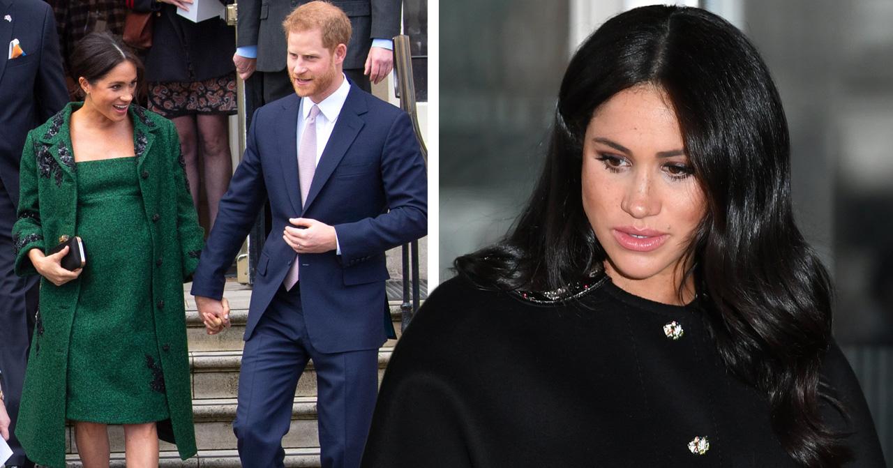 Meghan Markles erkännande om äktenskapet med prins harry