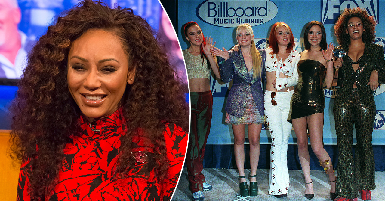 Mel B i Spice Girls