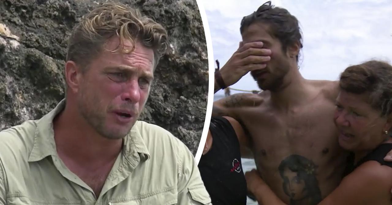 TV4 bemöter tittarnas kritik efter dramatiska händelsen med Klas Beyer under vattentävlingen.