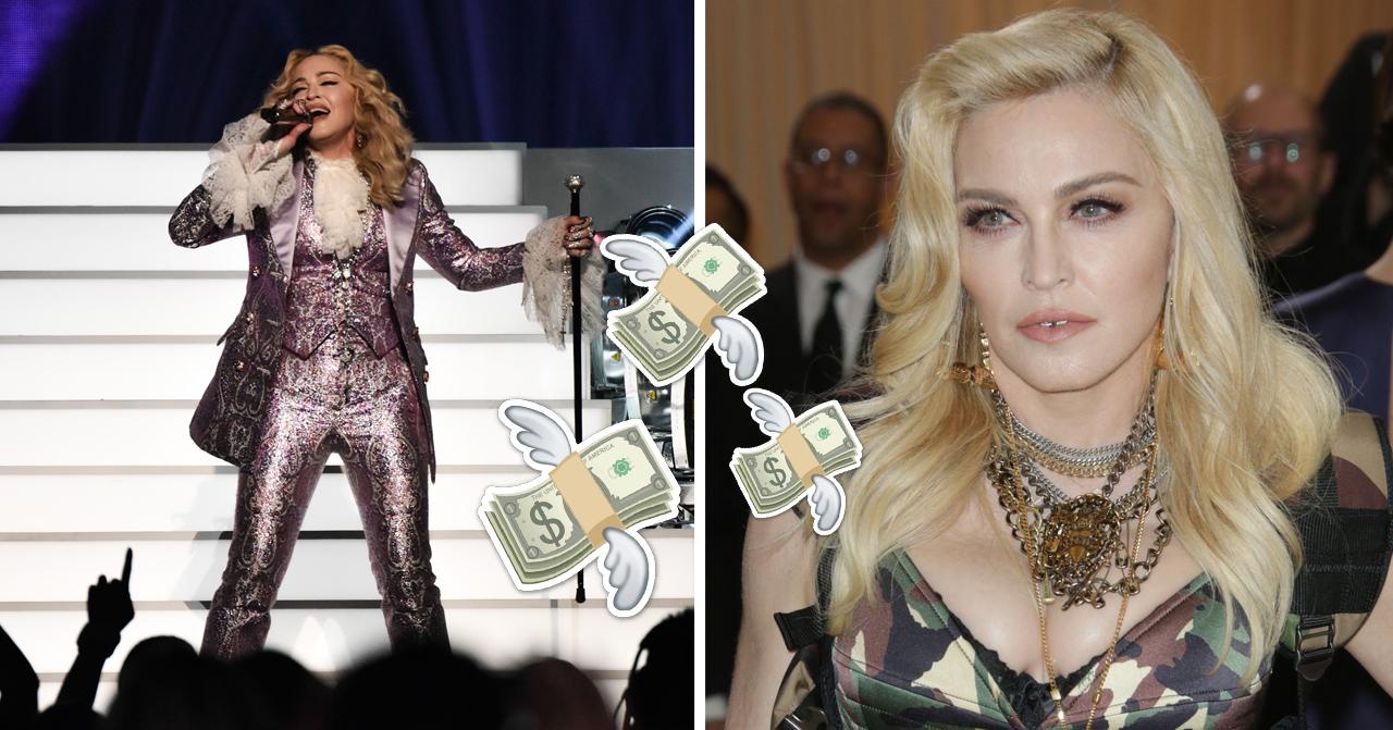 Madonna i Eurovision song contest 2019