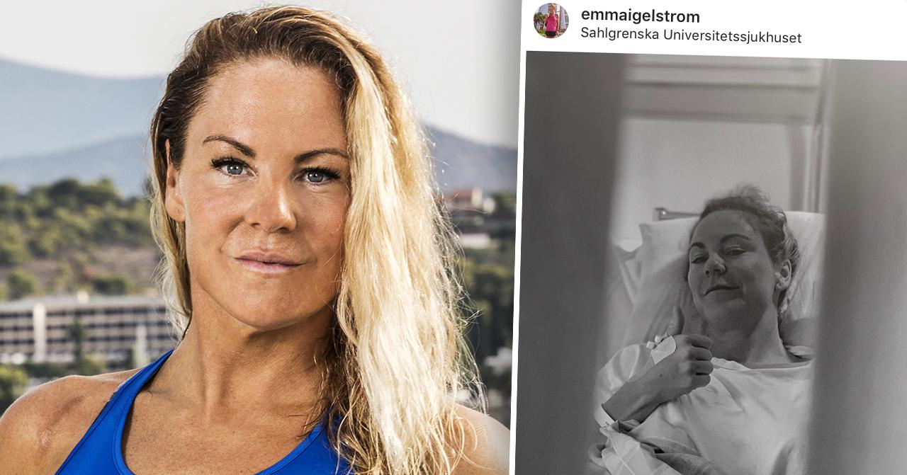 Emma Igelströms nya besked om cancern