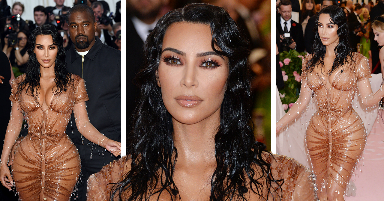 Kim Kardashian om kroppsförvandlingen – efter hårda kritiken