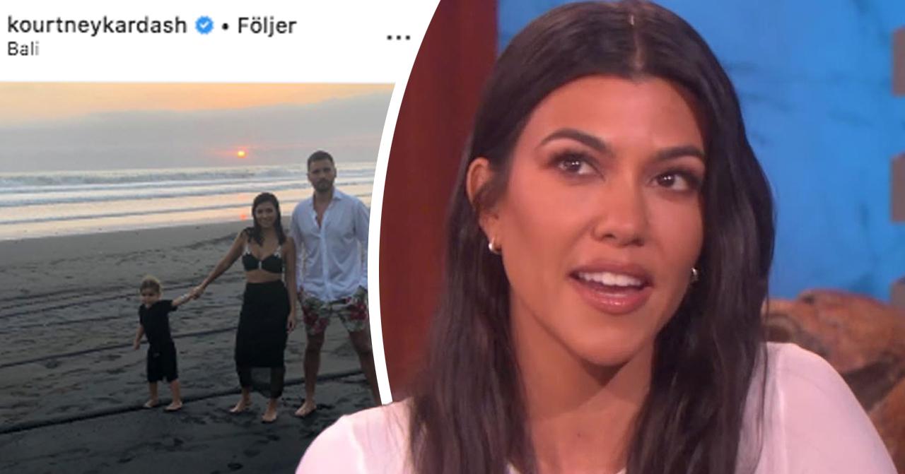 Efter uppbrottet – Kourtney Kardashian talar ut om nya livet med Scott