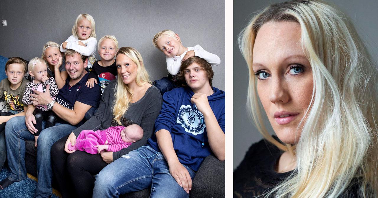 Madelene Ilmrud om Familjen annorlunda