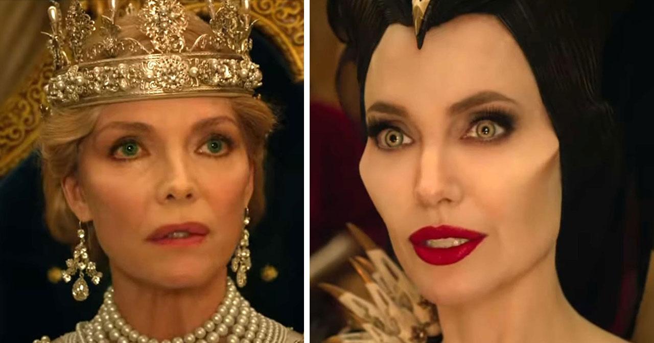 Första trailern till Maleficent: Mistrass of evil.