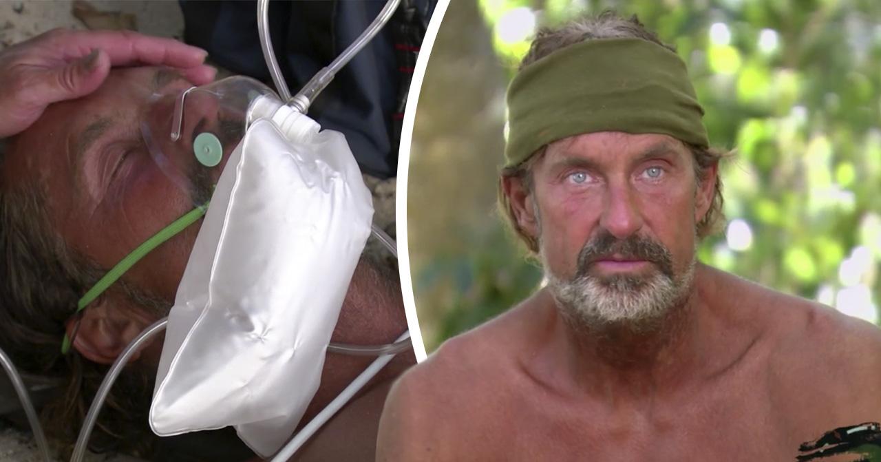 Nick Söderblom drabbades av en tropisk sjukdom när han kom hem från Robinson 2019.