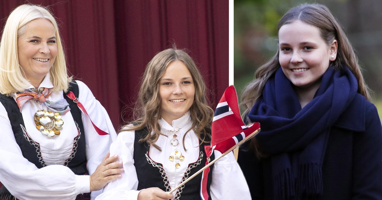 Norska prinsessan Ingrid Alexandra byter skola.