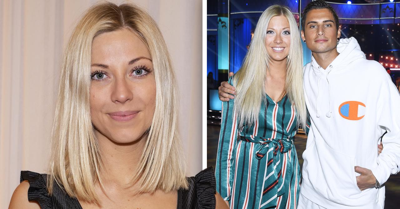 Sigrid Bernsons nya beslut i relationen med Samir Badran efter uppbrottet.