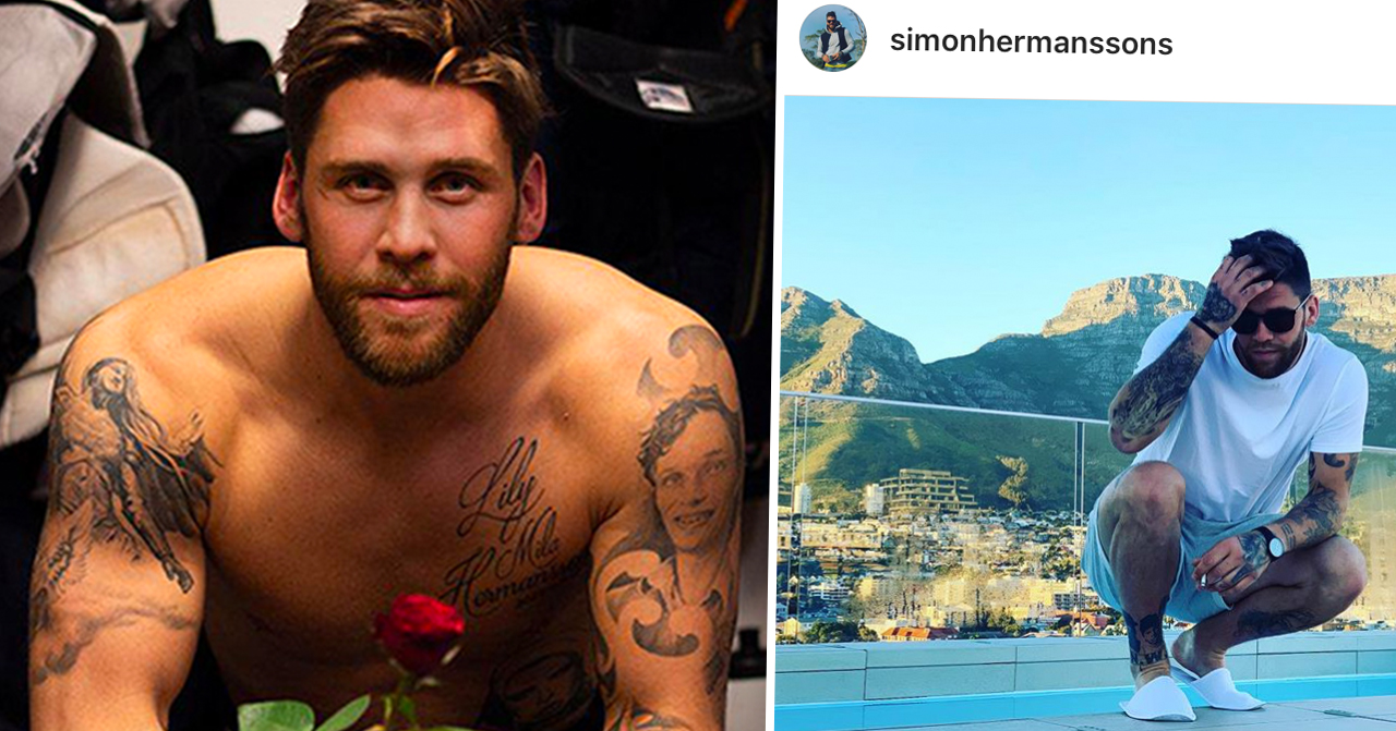 Simon Hermansson är Bachelor 2019