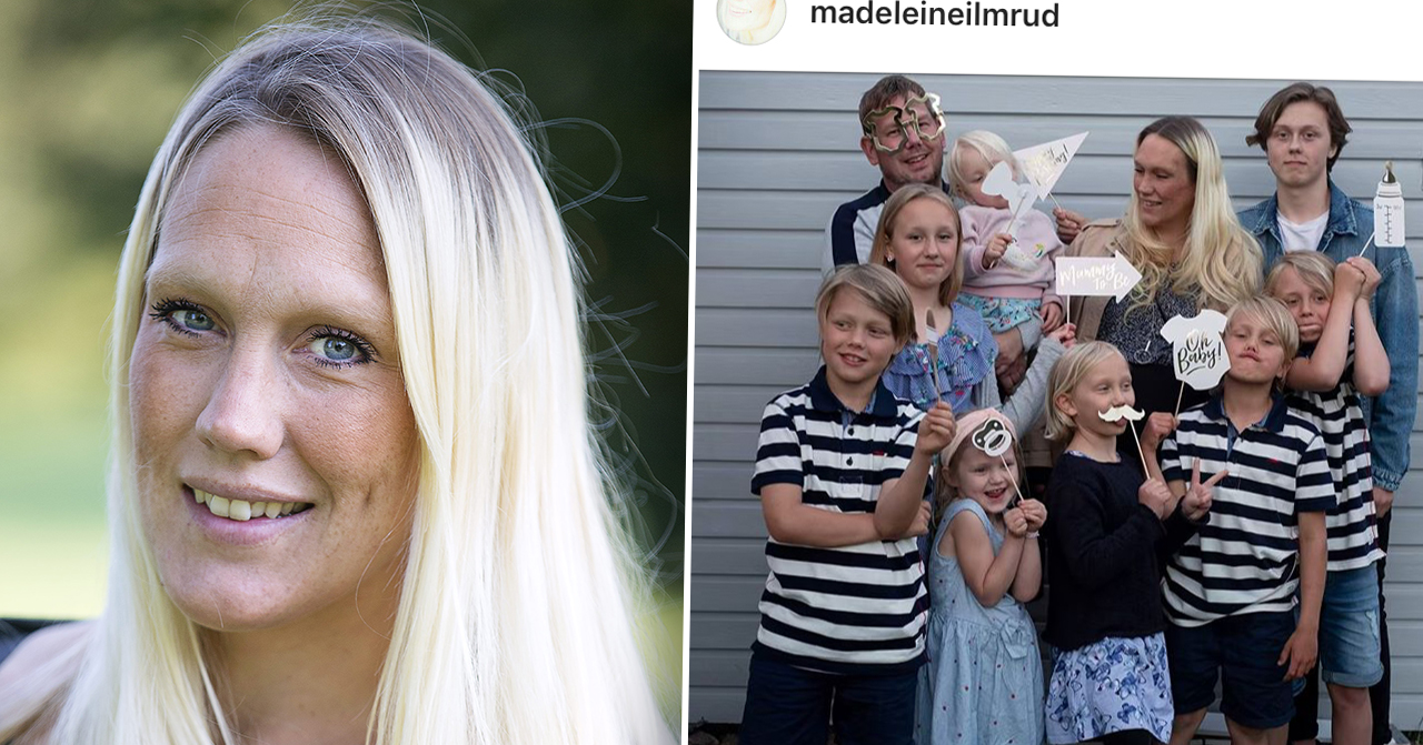 Madeleine Ilmruds oro inför förlossningen