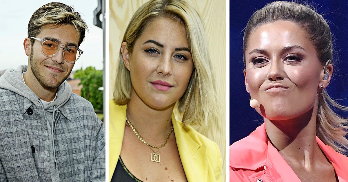 Bianca Ingrossos pik om Benjamin Ingrossos känslor för Molly Sandén.