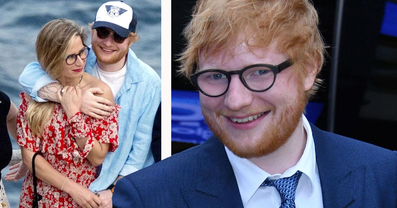 Ed Sheerans ord om bröllopet med Cherry Seaborn