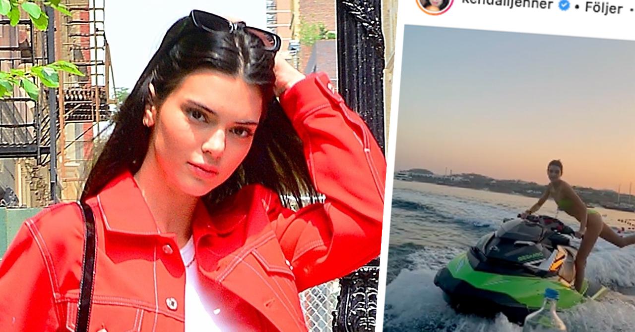 """Fansen rasar mot Kendall Jenner efter upptäckten i videon: """"Borde skämmas"""""""